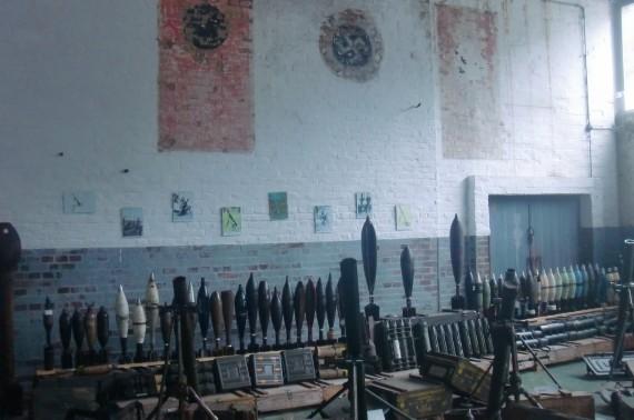 Diese Militärausstellung ist ein Muss für Fans: St.Barbara e.V.