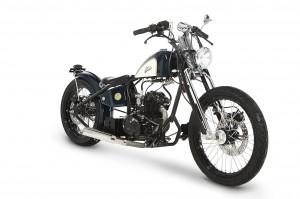 Liberta stellt uns ein Custom-Bike zur Verfügung!