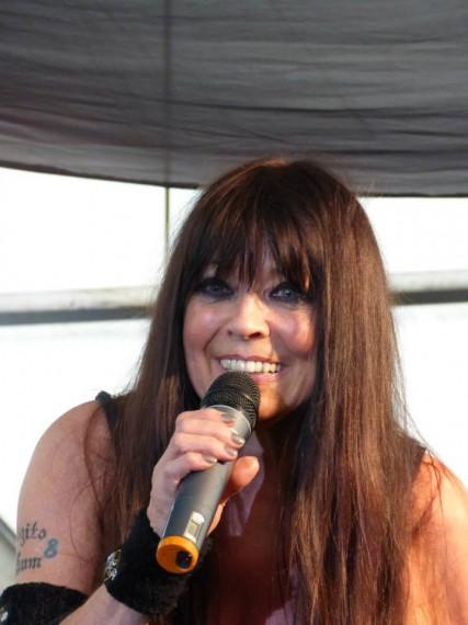 Ein sympathische und großartige Sängerin!