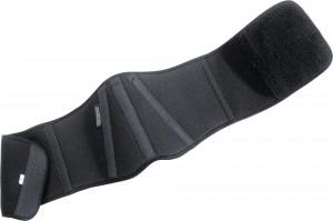 Probiker Nierengurt - Gesehen bei Louis - Außenmaterial aus atmungsaktivem Air-Foam - Fleece auf der Innenseite schützt gegen Kälte im Rücken- und Taillenbereich