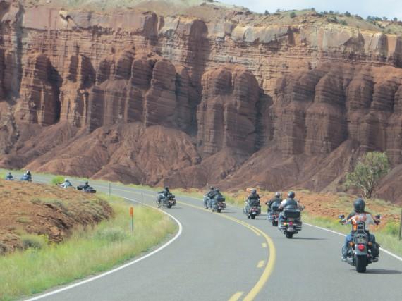Erlebnis Motorrad