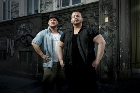 Die beiden Haudegen wollen mit ihrer Musik ihre Gefühle und Erfahrungen mitteilen.