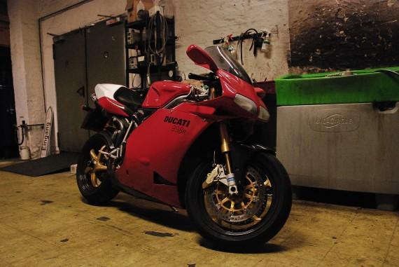 U.a. für Ducatis