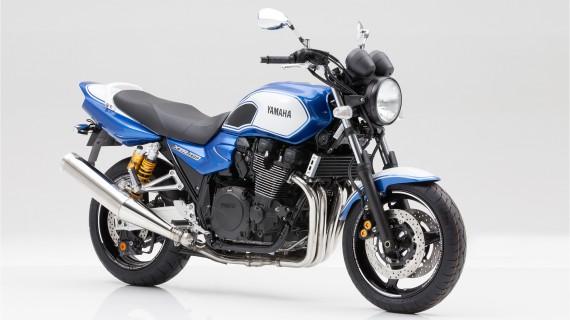 Die Yamaha XJR 1300