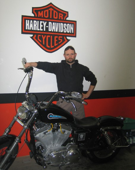 2011 verlor der Nosferatu MC Member Andy bei einem Motorradunfall.