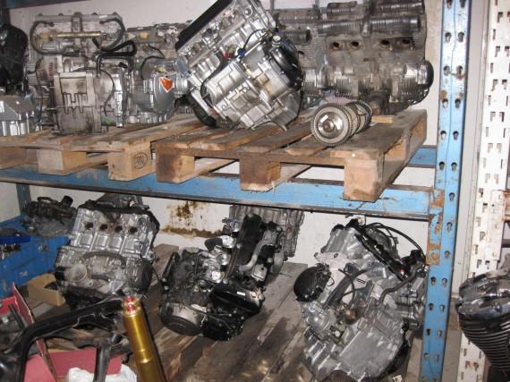 Gebrauchten Motor gefällig?