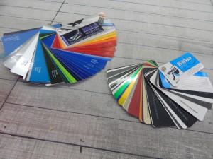 Was darf es ein? Farb-Beispiele.