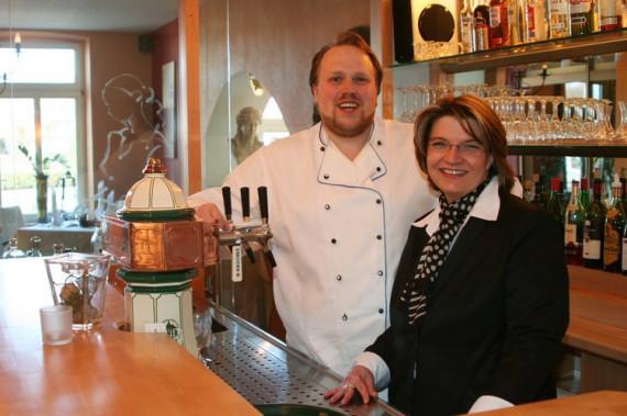 Andrea Schrovenwever und Stephan Eden freuen sich auch euch!