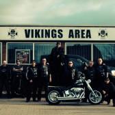 Der Wild Viking MC Wolfsburg.