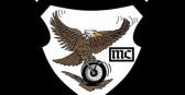 Stolz präsentiert sich der Adler als zeichen der Freiheit!