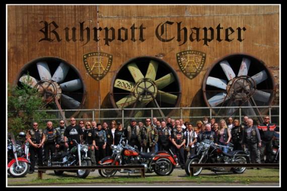 Das Ruhrpoot-Chapter zeigt Gesicht!