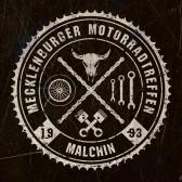 Das Logo des Mecklenburger Motorradtreffens!