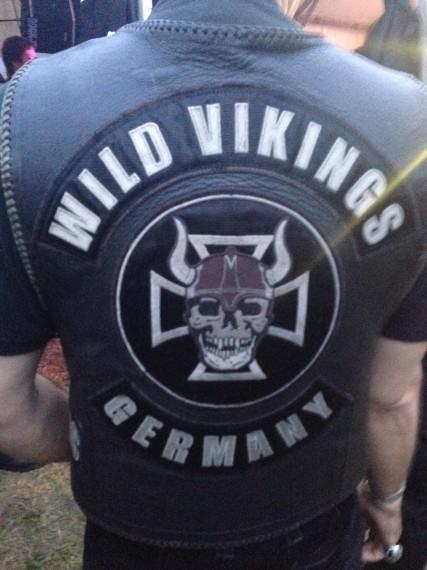 Der Wild Vikings MC WOB sandte uns die Pics zu. Danke!