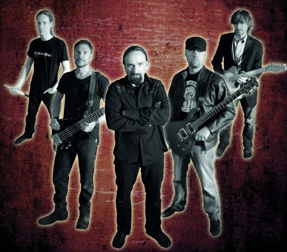 Die Dead Rock Pilots gastierten beim Sky Riders MC!