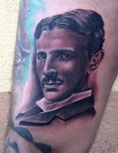 Portrait von Marius.