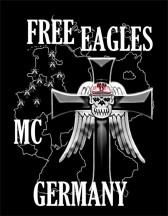 Der Free Eagles MC Germany steuert auf sein 40Th Anniversary zu!