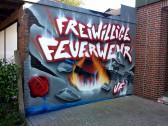 Grafittis sind kreativ und auffällig zugleich!