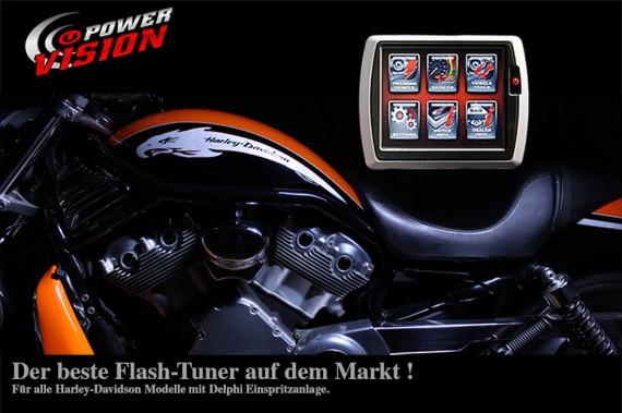 Das Power Vision Flash-Tuning wird von Kfz Junge aus Pinneberg vorgestellt!