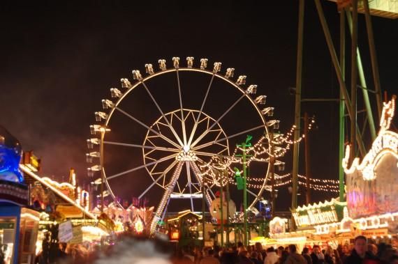 Der Bremer Freimarkt ist das größte norddeutsche Volksfest!