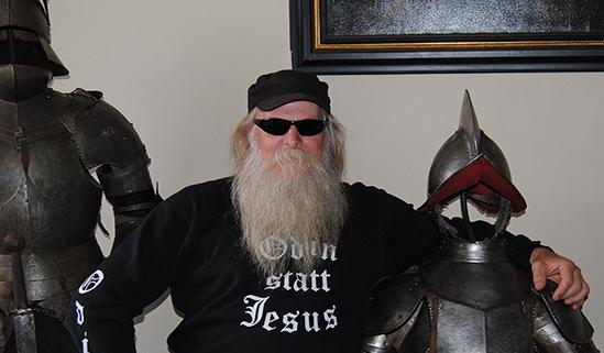 Der Schwede hat das Rocker-Portal ins Leben gerufen!