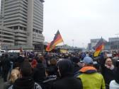 Entgegen den Erwartungen verlief die Demo in Hannover auf Seiten der Hools friedlich!