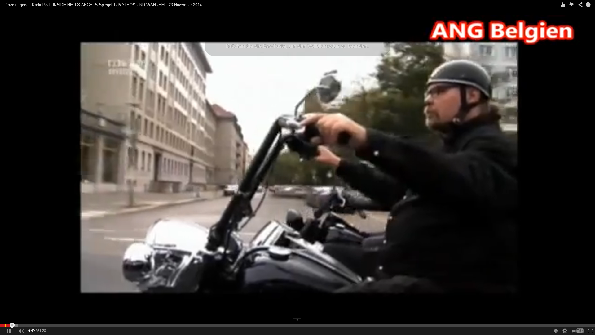 Spiegel tv mythos und wahrheit bikes music more for Spiegel tv die reportage