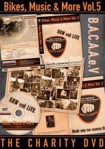 Die Charity-DVD entstand spontan und war ein absolutes Highlight!