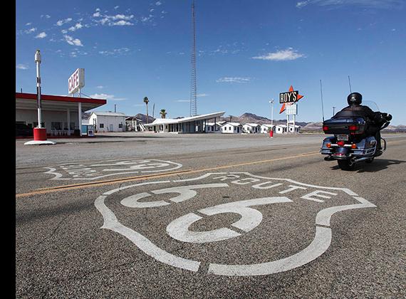 Die Route 66 ist ein absolutes Muss!