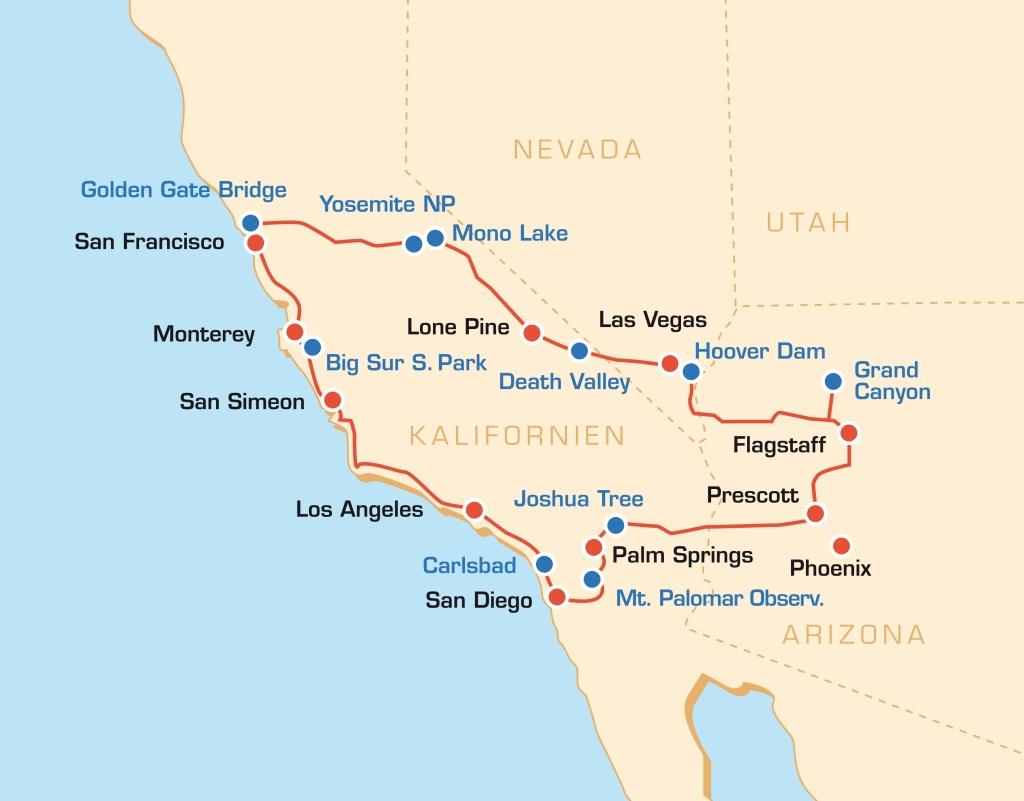 Tour Las Vegas Los Angeles