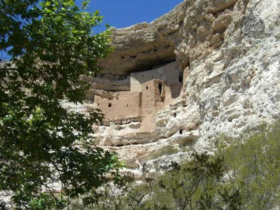 Auf den Spuren der Indianer am Montezumas Castle!