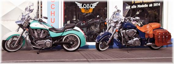 Lobo Bikes präsentiert sich in Berlin-Hohenschönhausen!