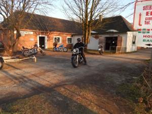 Iron Wing in Bremerhaven: Very Oldschool!
