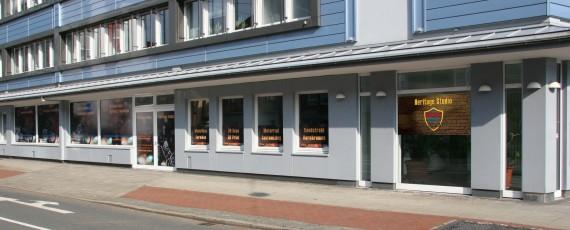 Das Heritage Studio in der Westerstr- 93 in Bremen wurde am 01. April eröffent!