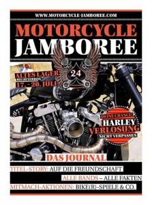 Seit 2013 gibt es das Jamboree Journal. Komplett unser Blues!
