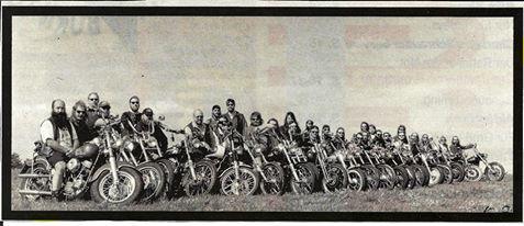 Ein Bild aus alten Tagen. Noch etliche Member sind aus alten Tagen dabei!