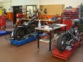 Die neue Werkstatt-Halle bietet weitaus mehr Potential.