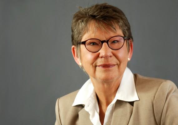 Renate Drager-Mauch gab bereitwillig Auskunft. Sie steht der Genanotech OHG i.G vor.