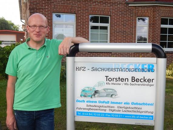 Torsten Becker gab mir bereitwillig Auskunft zum Thema Bewertungs-Kriterien!
