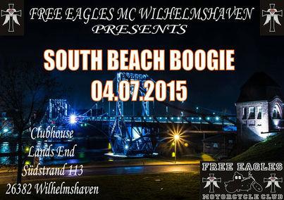 Der South Beach Boogie ist ein Must Go.