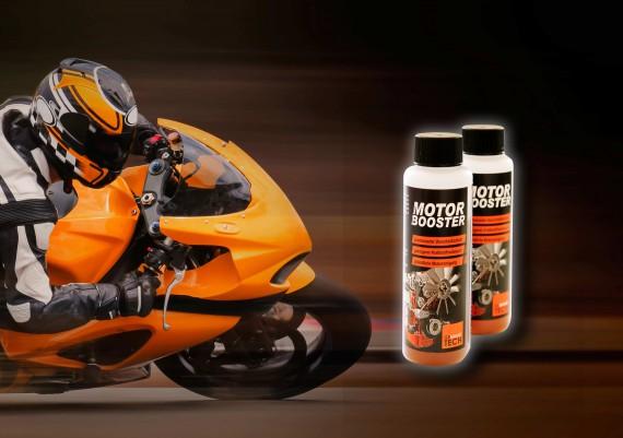 Der Motor Booster von der firma Genanotech verspricht optimalen Verschleisschutz!