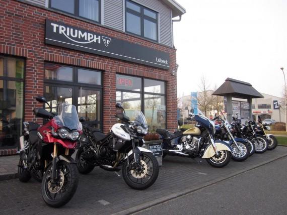 Viking Cycles in Lübeck hat heute und morgen Open House. Na, kurze Tour gefällig?