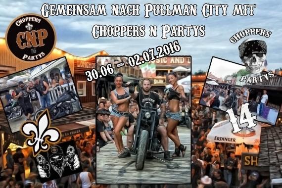 In 2016 steht ein größeres Event in Pullmann City an.