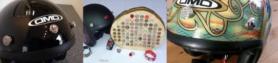 Seit 2013 ist TS Taffe Stücke am Start. Die Helm-Beads sind ein spezielles Biker-Angebot.