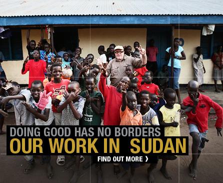 Sam Childers  setzt sich konsequent für Waisenkinder im Süd-Sudan ein!
