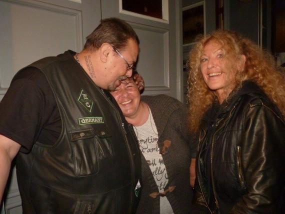 Susanne schreibt unsere Bandprofile. Ich habe ihr die Konzert-Kritik über das WRP überlassen!