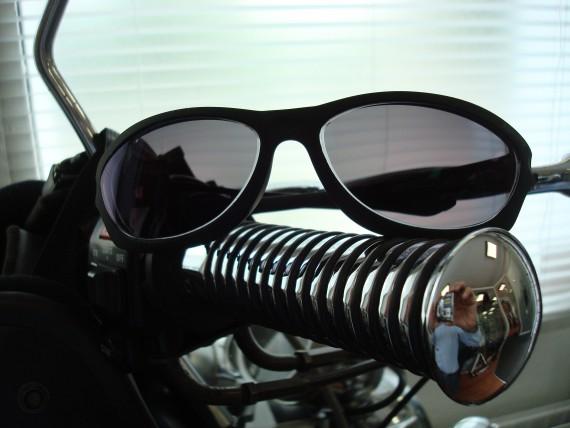 Biker-Brillen verkaufen kann jeder. Doch www.chopper-brillen.de ist auch noch vom Fach!