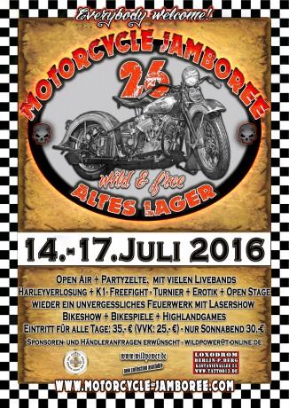 Motorcycle Jamboree 2016