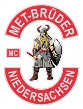 Zum Jahresende lässt es der Met-Brüder Mc Niedersachsen krachen!