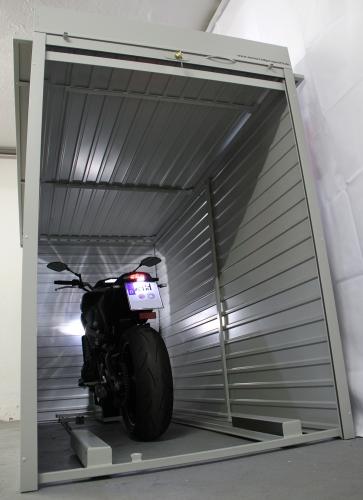 motorradgaragen zelttechde bikes