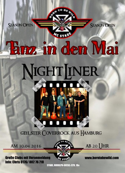 Next Party bei den Stader Borns.